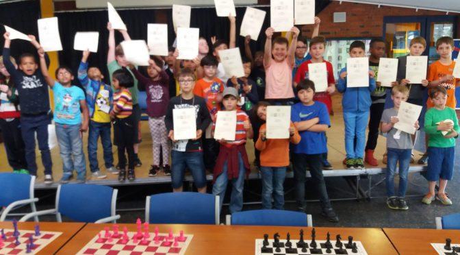 Schach-Jahresabschlussturnier