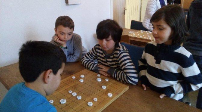 Starke Leistungen bei den Internationalen Janggi Open
