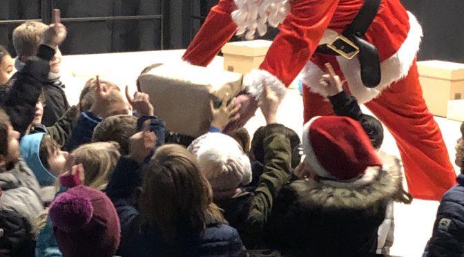 Der Weihnachtsmann war da!